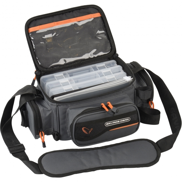 Betesväska Savage Gear System Box Bag - Small
