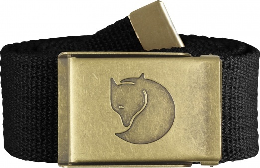 Canvas Brass Belt 4 cm Fjällräven