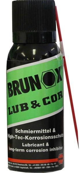 Brunox Vapenolja Spray 100ml