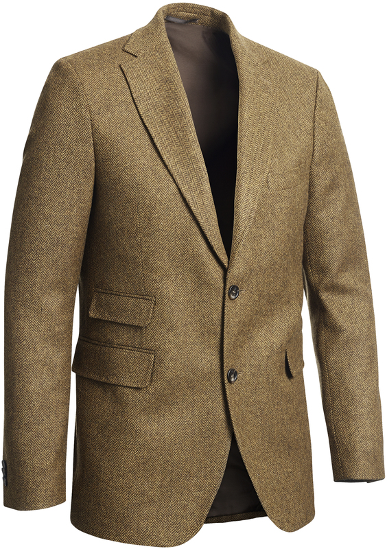 Hawick Tweed Blazer Chevalier