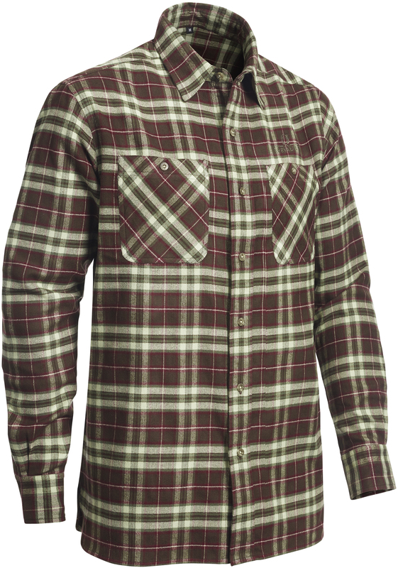 Sea Mill Flannel Shirt Chevalier