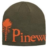 Mössa Melerad Pinewood - Grön/Orange