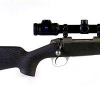 Sako 85 Carbon, RH 308W, STD Trigger, Gängad M14 x 1 - Vapenpaket