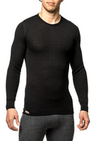 Crewneck 200 Woolpower - Black