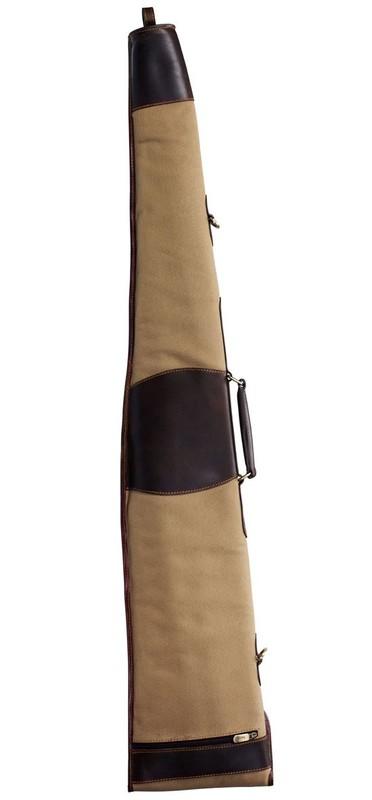 Vapenfodral Shotgun Sleeve Baron - Khaki Canvas
