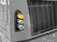 Enkelverkande hydrauluttag bak 12-serien Trejon Flexitrac