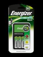 Energizer Accu Recharge Maxi Batteriladdare