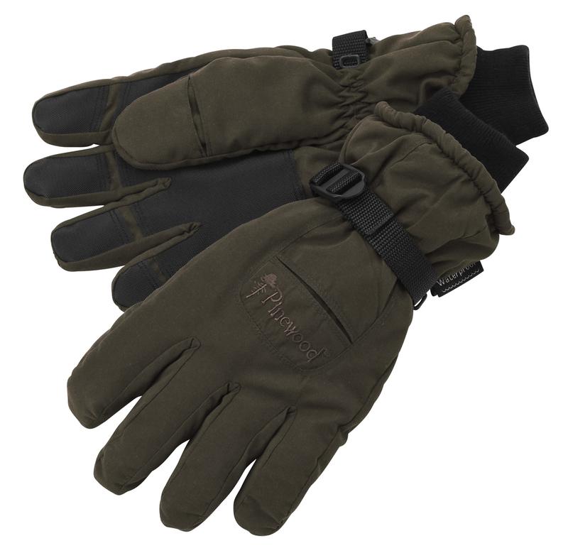 Handske Membran Pinewood - Mockabrun