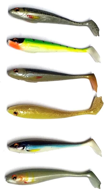 Daiwa Duckfin Shad 9cm