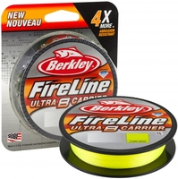 Berkley Fireline Ultra 8 Braid 150m Flame Green
