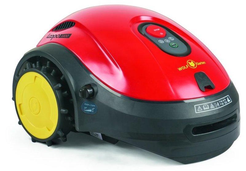 Wolf Garten Loopo S300 Robotgräsklippare