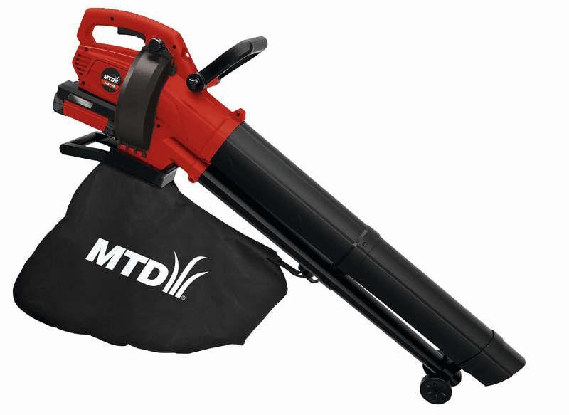 MTD BLBV40 40V Batterilövblås/sug