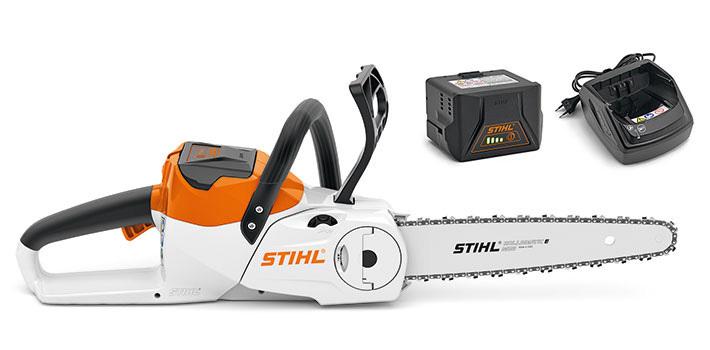 Stihl MSA 140 C-B Batterimotorsåg Komplett *