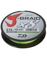 Daiwa J-Braid X8 Chartreuse
