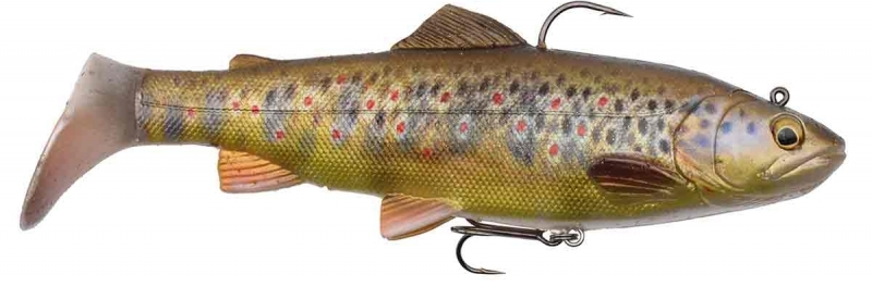 Savage Gear 4D Trout Rattle Shad 17 Cm 80 Gram