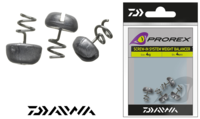 Daiwa Prorex Screw- In Weight 4 Gram
