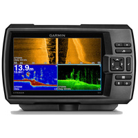 Garmin Striker Plus 7SV Med Givare GT52