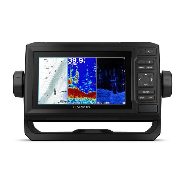 Garmin Echomap Plus 72SV Med Givare GT52