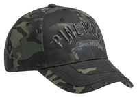Keps TC Camo Pinewood - Black Jungle/Black