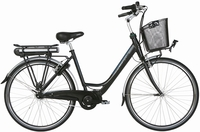 Marvil E-motion Modest Dam 7-V Elcykel - Svart