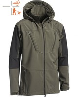 Calibre Soft Shell Coat Hood Chevalier