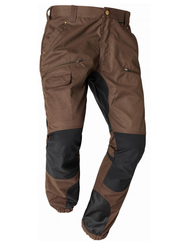 Alabama Vent Pro Pant Byxa Chevalier - Brown/Black *