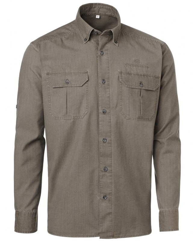 Kenya Safari Shirt Chevalier