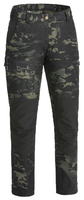 Caribou Camou TC Byxa Dam Pinewood - Black Jungle/Black