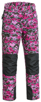 Lappland Camou Byxa Barn Pinewood - Hot Pink Jungle/Black
