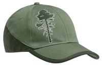 Flexfit Tree Keps Pinewood - Grön/Mossgrön
