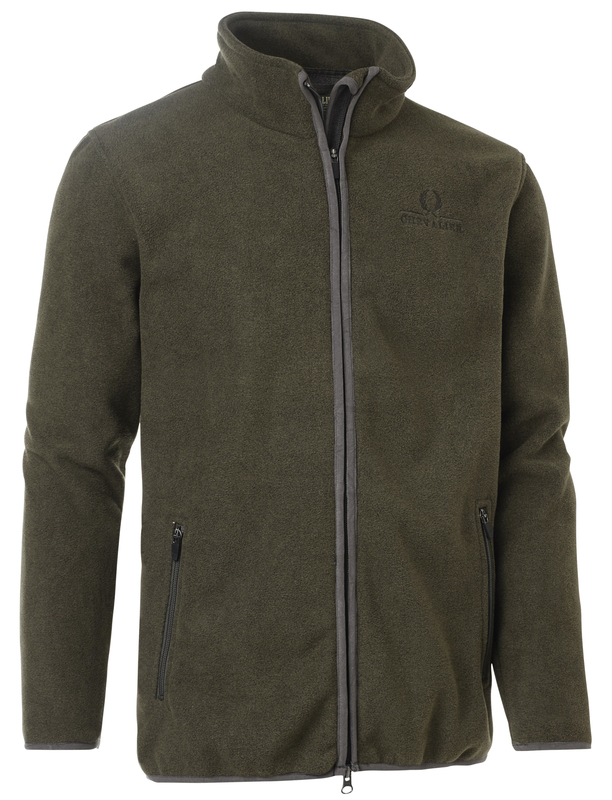 Bylot Fleece Coat Chevalier - Grey