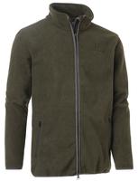 Bylot Fleece Coat Chevalier - Grey