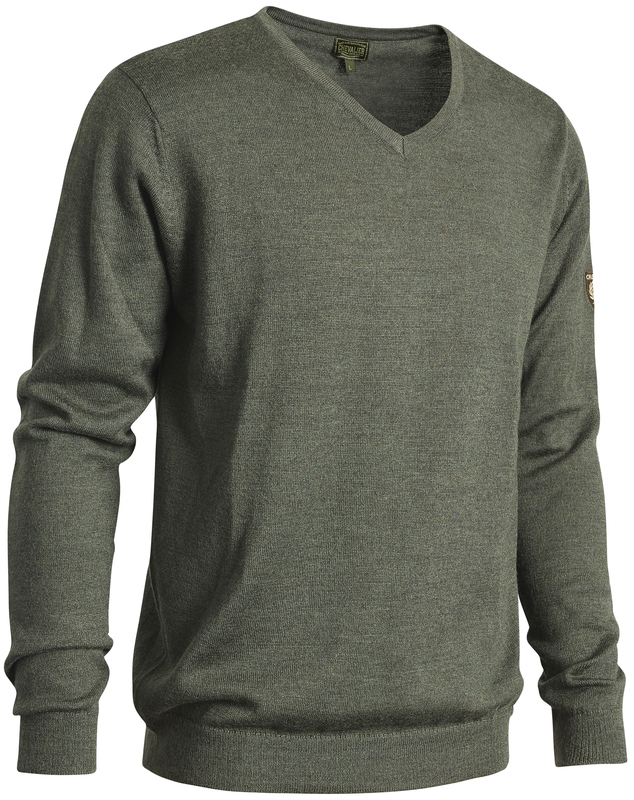 Gart Merino Sweater Chevalier - Green