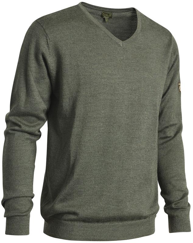Gart Merino Sweater Chevalier - Green *