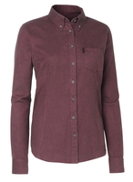 Kilmory L Shirt BD LS Dam Chevalier - Purple