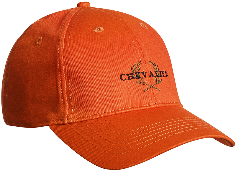 Camden Cotton Cap Chevalier - HV Orange *