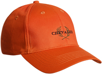 Camden Cotton Cap High Vis Chevalier - Orange