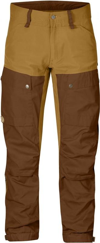 Keb Trousers Regular Byxa Fjällräven - Chestnut/Acorn