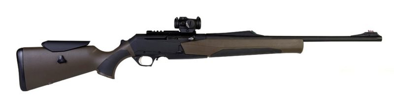 Browning Bar MK3 SF Compo Adj. Brown HC, S 308win med Aimpoint H2 - Vapenpaket