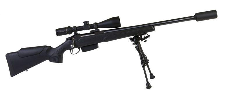 Tikka T3x Varmint - Vapenpaket