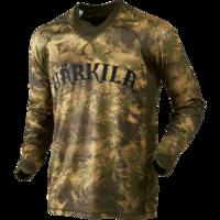 Lynx L/S T-Shirt Härkila - Axis MSP Forest Green