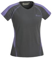 Active T-Shirt Dam Pinewood - Grå/Lavender
