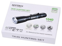 Nextorch TA40 Hunting Set