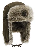 Murmansk Mössa Pinewood - Mockabrun