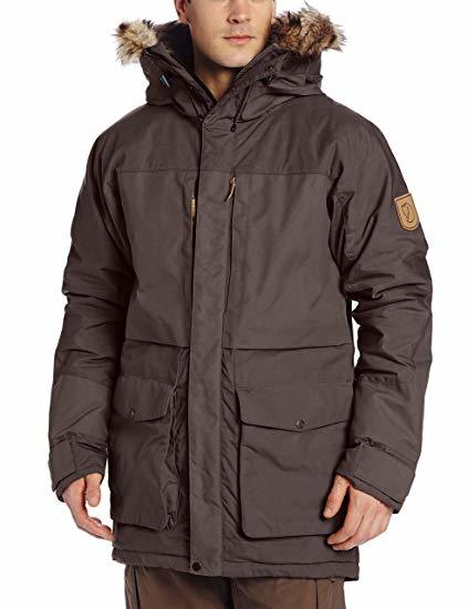 Barents Parka M Fjällräven - Dark Grey