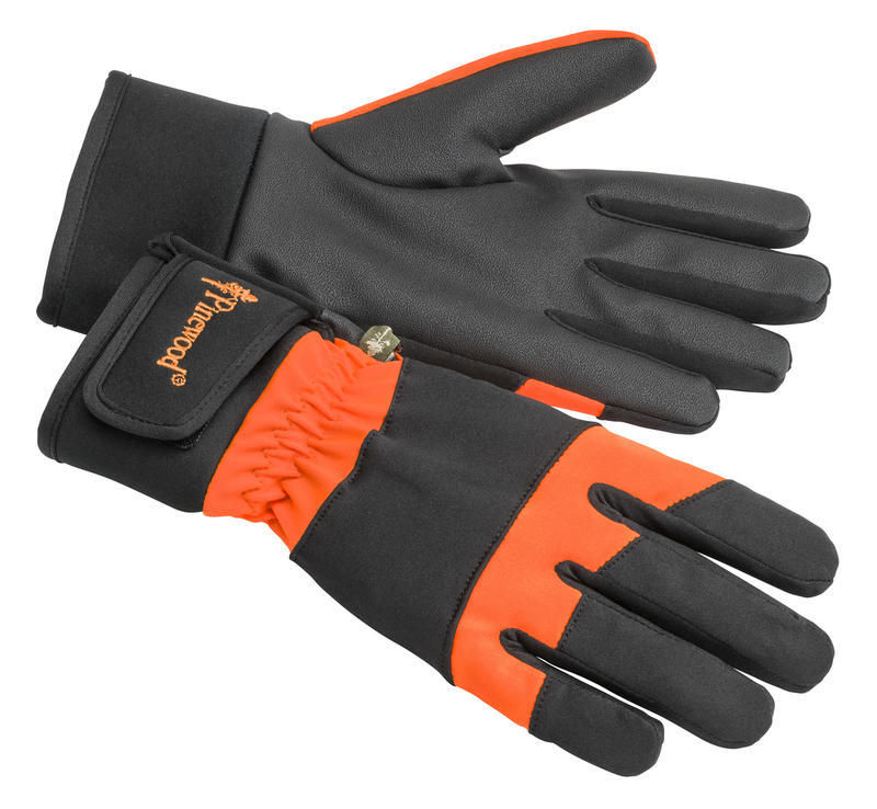 Hunter Extreme Handske Pinewood - Orange/Svart