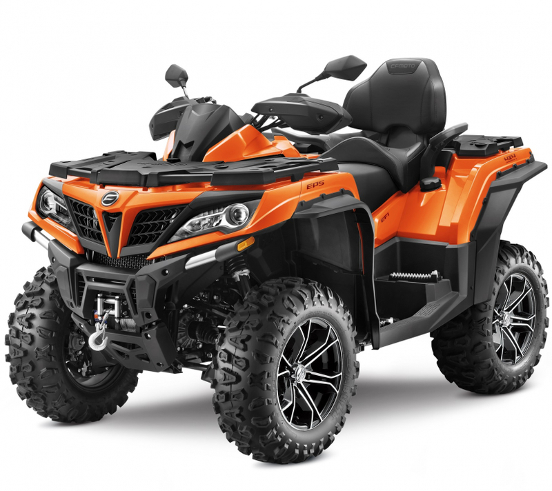 CF Moto C Force 850XC EFI EPS