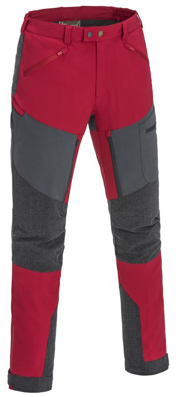 Lappmark Ultra Byxa Pinewood - Röd/Grå *