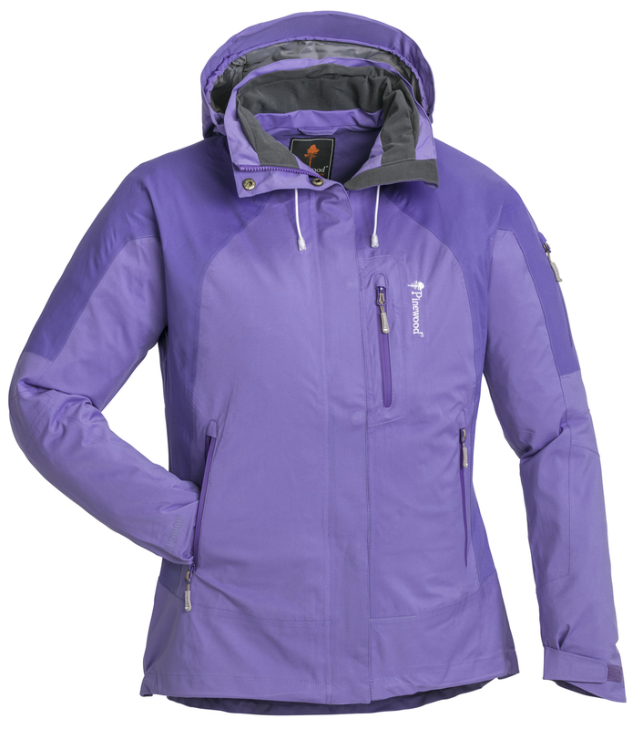 Isaberg Jacka Dam Pinewood - Ljuslavender/Lavender