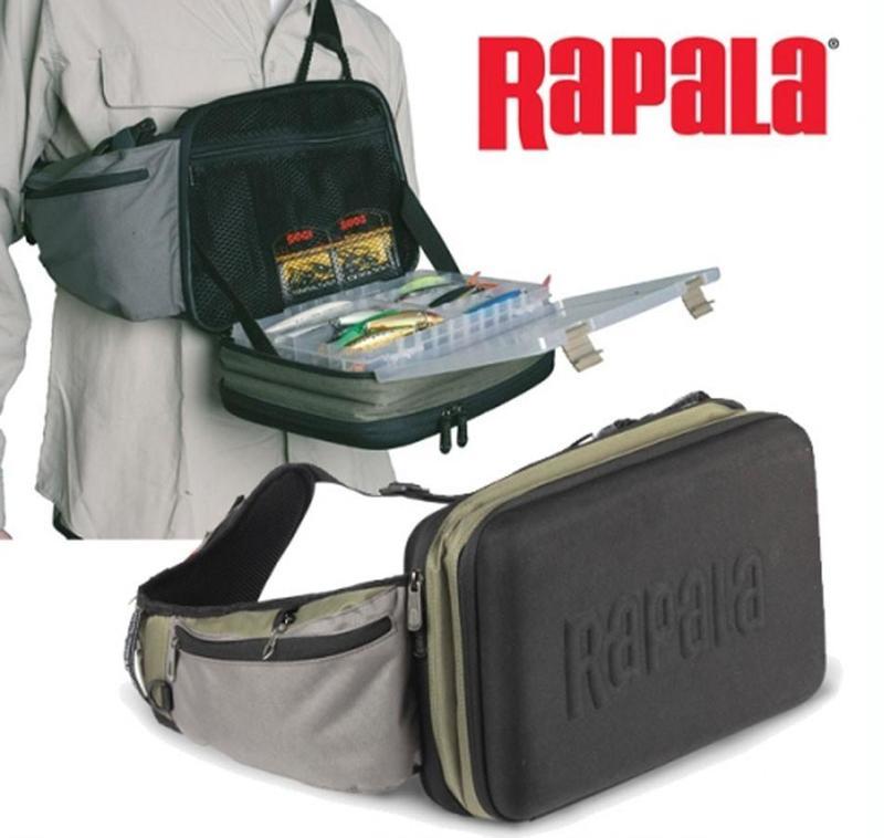 Sling Bag 46006-1 Rapala